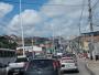 Retorno dos rodoviários ao trabalho provoca grande engarrafamento na Avenida Suburbana