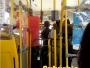 Ônibus quebrado na região de Plataforma congestiona o trânsito na Avenida Suburbana