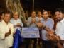 Bruno Reis entrega praça reformada aos moradores de Massaranduba