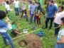 Alunos da rede municipal inauguram primeiro pomar da Escolab de Coutos