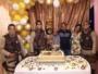 Crianças admiram PM e ganham surpresa em aniversários