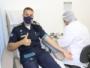 Guarda Municipal participa de ação no Dia do Doador de Sangue