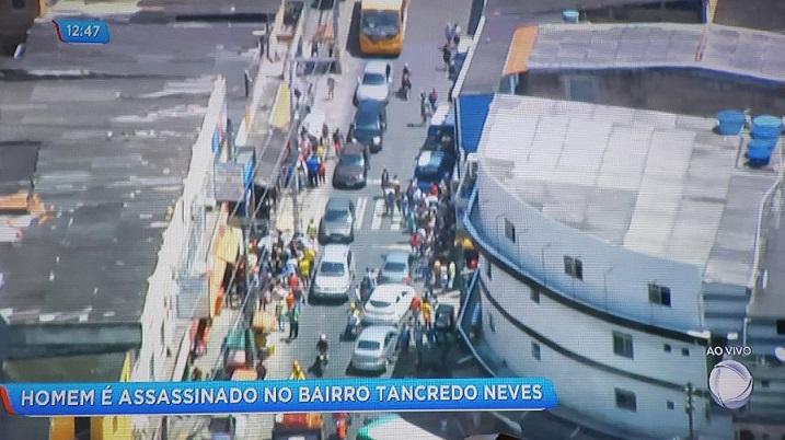 Homem é executado em Tancredo Neves – Subúrbio News